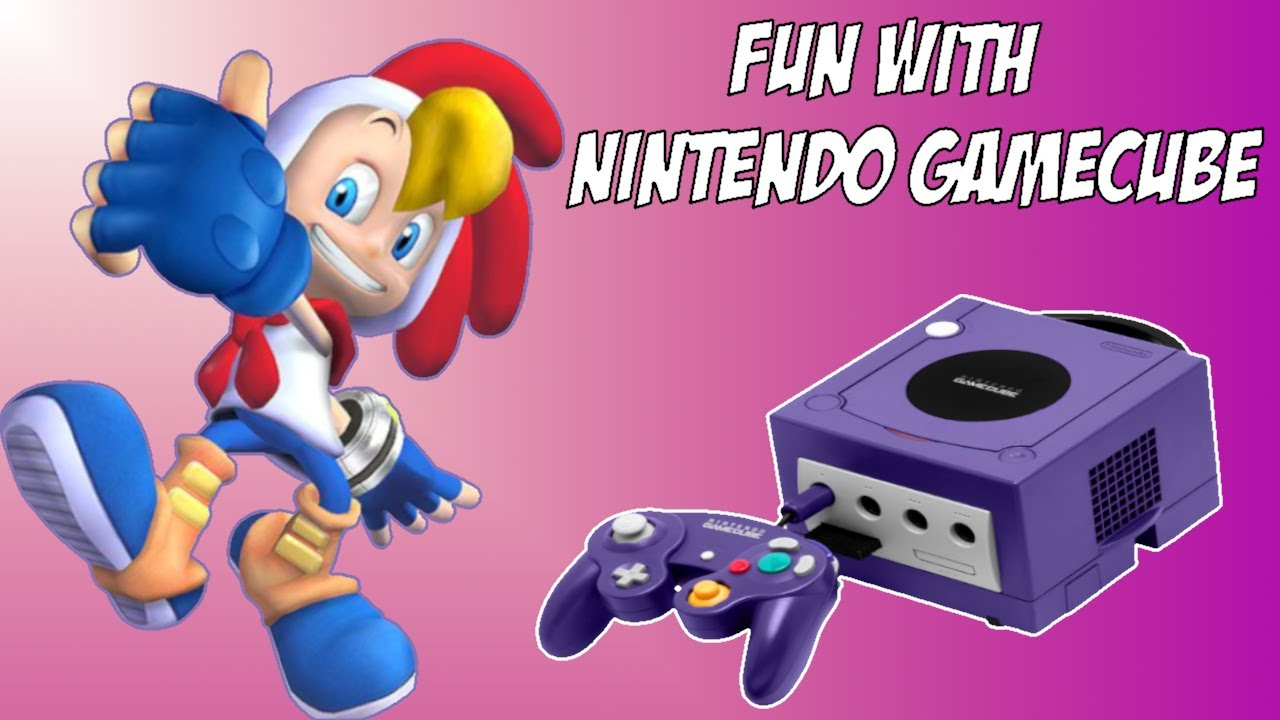 Nintendo GameCube is Meant for Multiplayer Games