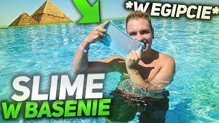 Robię Slime w  BASENIE !