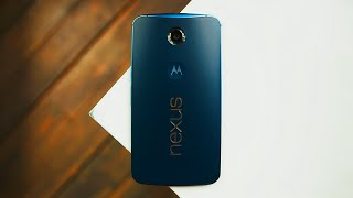 Полный обзор Nexus 6