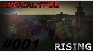 MY BIG ACCOUNT! Apocalypse Rising (Roblox) #001