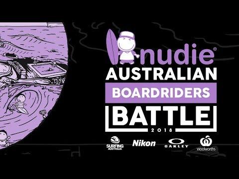 Nudie Australian Boardriders Battle - Sunday