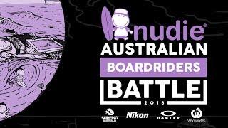 Nudie Australian Boardriders Battle - Sunday thumbnail