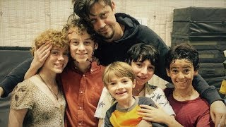 IT Movie Cast Funny Moments Part 10
