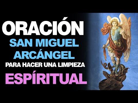 🙏 Hermosa Novena a San Miguel Arcángel PARA LA LIMPIEZA ESPIRITUAL 📖