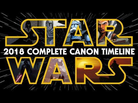Star Wars: The Complete Canon Timeline (2018) Mp3