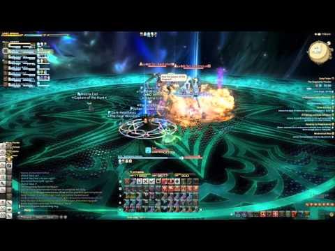 Final Fantasy XIV: Heavensward - The Singularity Reactor - iLvl 192 WHM