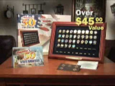 50 State Quarters Commercial