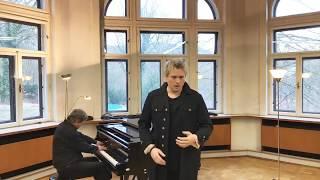David Deyl - A Million Years Ago/Chopin's Waltz Op.64 No.2 (Live & Rough!)