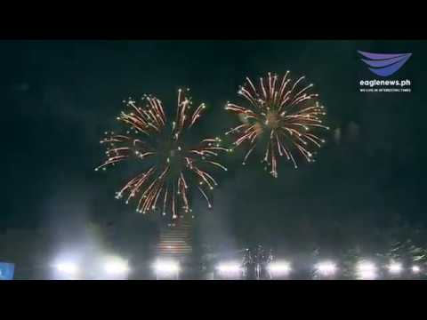 Willie Revillame at Philippine Arena New Year's Countdown 2018