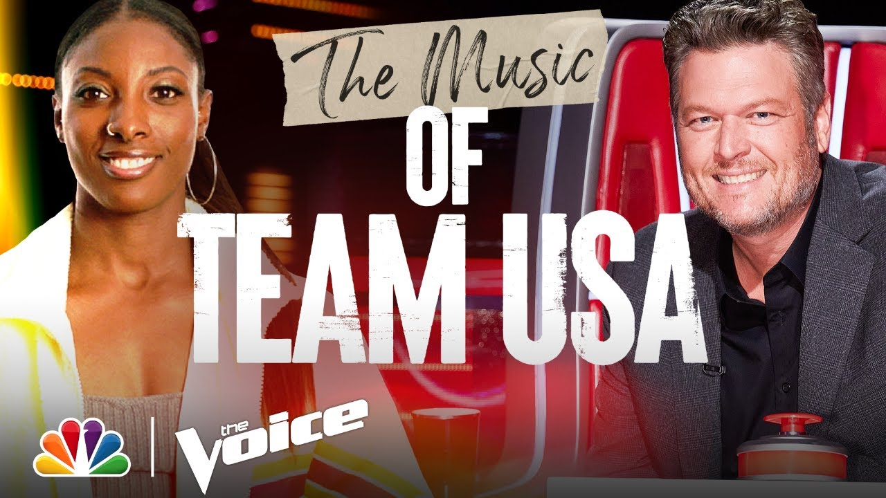 The Songs of Team USA - The Voice 2021