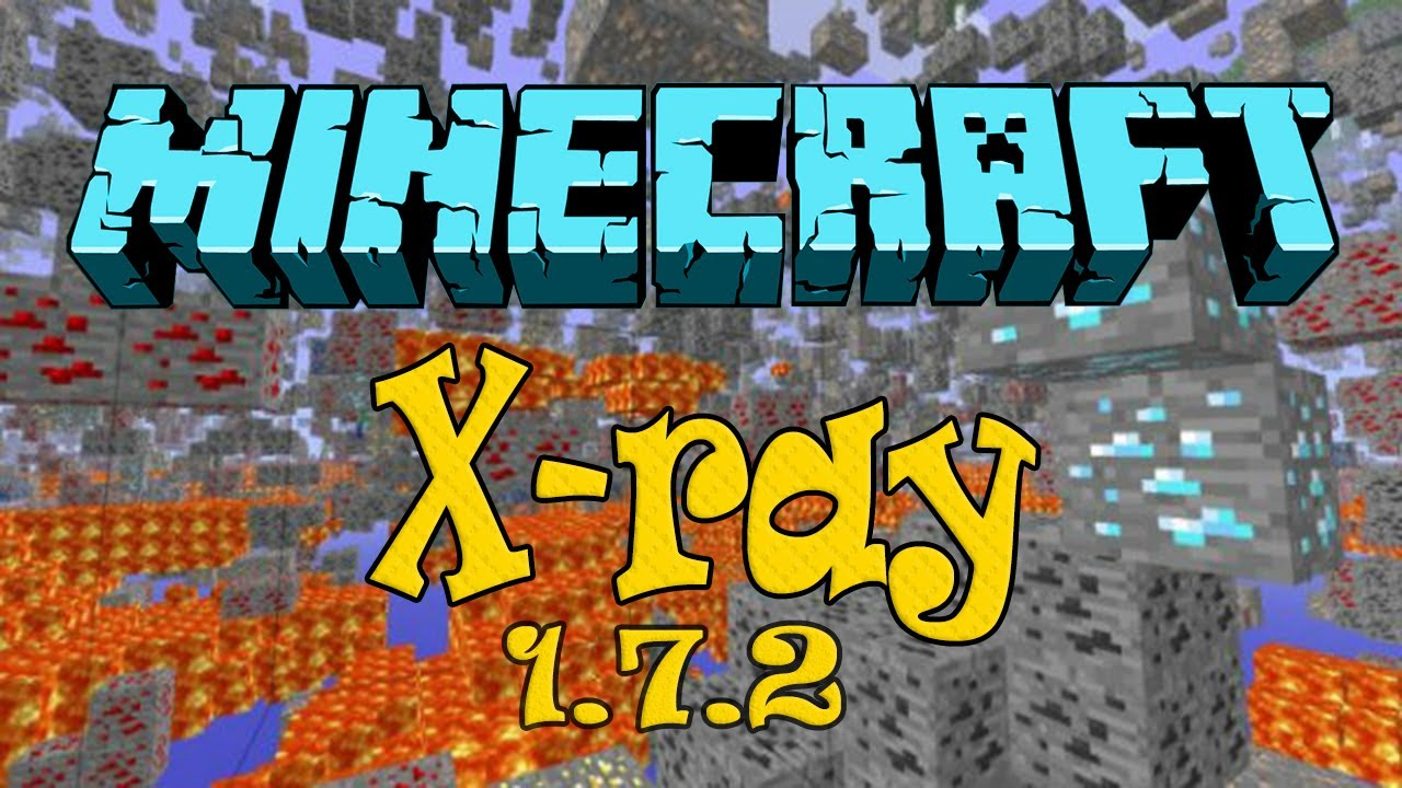 X-ray mod 1. 10/1. 9. 4 how to download and install | minecraft.