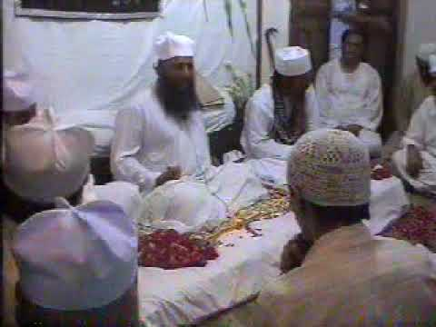 Mehfil e zikr and Urs clip of Hazrat Bojee sarkar r.a,muraad of hz.baba ji sarkar of Dinga shareef
