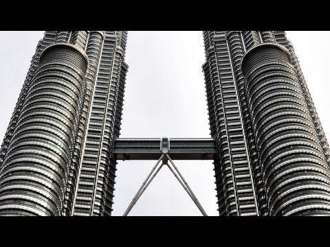 Petronas Twin Towers - Malaysia / ペトロナス・ツインタワー(マレーシア)