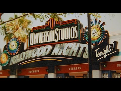 Universal Studios Theme Music Hollywood Nights 30th Anniversary