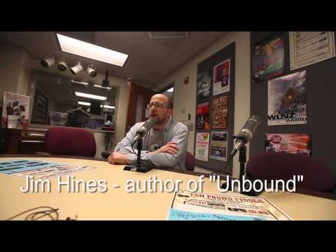 Author Jim C. Hines (Unbound) on Lansing Online News Radio