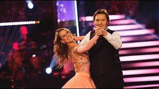 Johan Rabaeus och Cecilia Ehrling – Slowfox - Let's Dance (TV4)