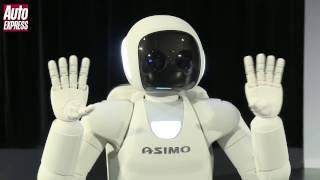 """Робот """"Honda ASIMO"""" спортсмен! Озвучка! (много мата)"""