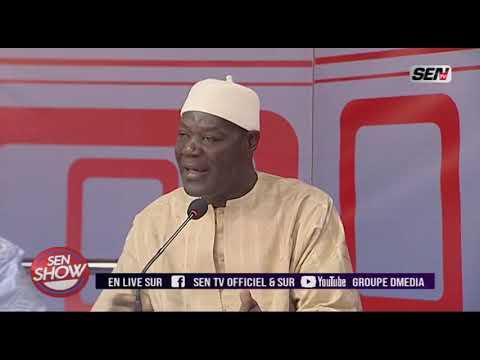 Intérêt national à l'Assemblée nationale : Cheikh Gueye