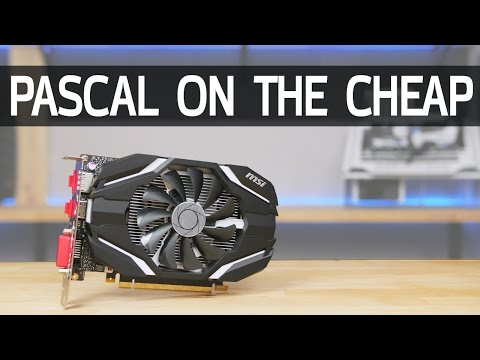 GTX 1050 Ti Review + Benchmarks!