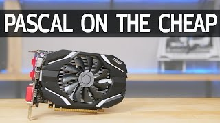 GTX 1050 Ti Review + Benchmarks!