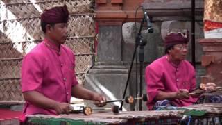 "Bali Arts Festival 2016:  Seka Gambang,  Yayasan Suara Dana, Celuk Plays ""Labde"""