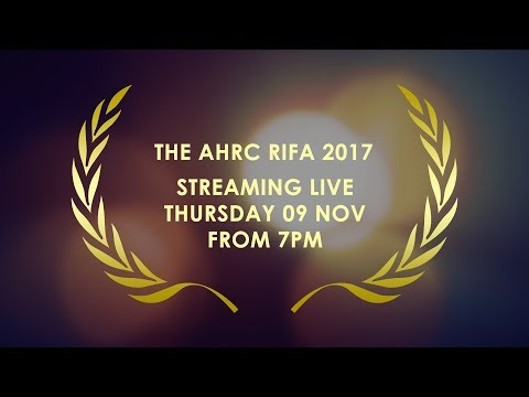 2017 AHRC Research in Film Awards