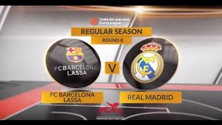 Highlights: FC Barcelona Lassa-Real Madrid