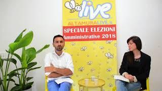 Nicola Natrella - candidato consiglio comunale - Amministrative 2018 Altamura