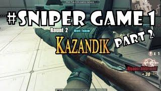 WolfTeam PowerSafe #Sniper Game 1 Part 2 (No Edit)