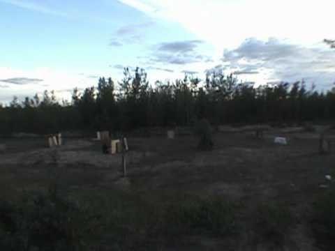 Paintball Training Camp Round 5 hay river reserve nt