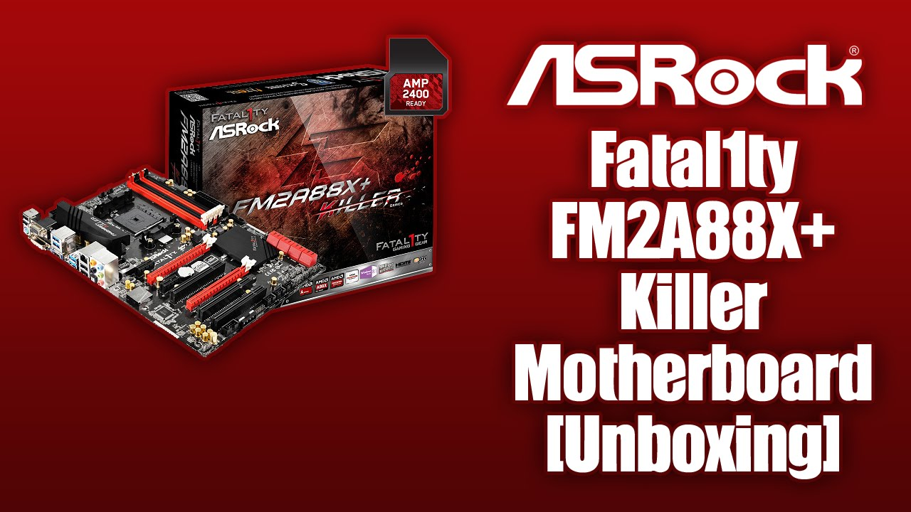 ASRock Fatal1ty FM2A88X+ Killer AMD Cool Quiet Driver Windows 7