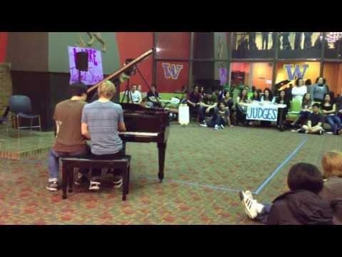 Piano Battle 3 Excerpt