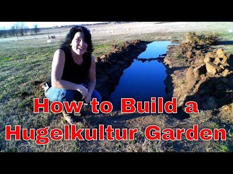 How to Build 1 Amazing Hugelkultur Garden 1