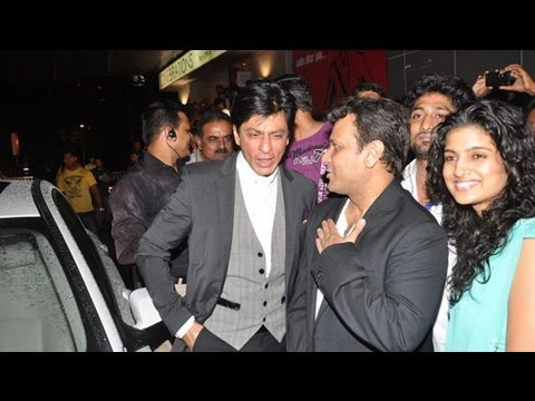 Shahrukh Khan @  Chittagong Movie Premiere