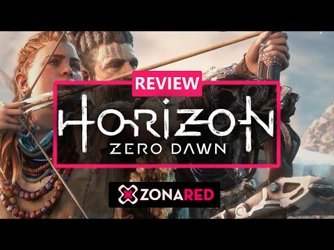 HORIZON ZERO DAWN - ANALISIS / REVIEW - PS4