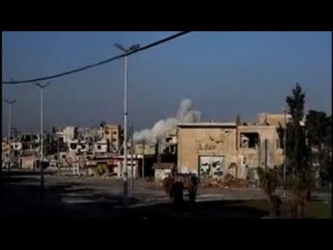 Evacuation of foreign reporters from Syria's Homs failed