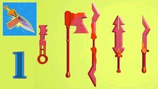 Sharpen Blade Trailer - Gameplay Walkthrough (Android, iOS Game)