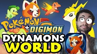 Pokémon Fake Genérico - DYNAMONS WORLD!