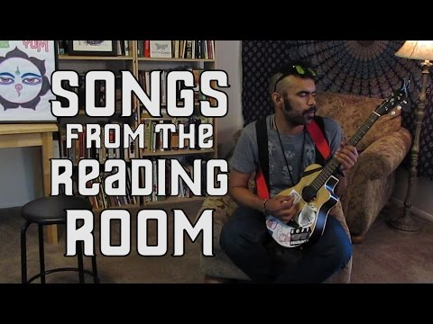"YabYum's ""Songs from the Reading Room"" with Andy Warpigs"