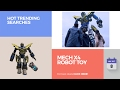 Mech X4 Robot Toy Hot Trending Searches