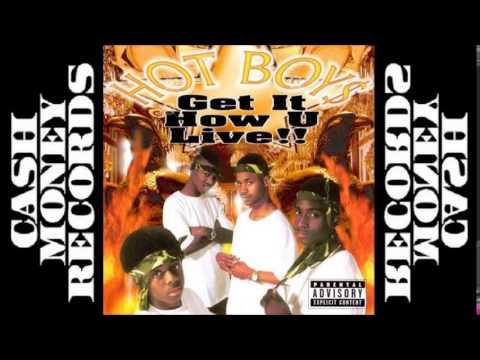 Hot Boys - Get It How U Live Full Album ,  HotBoys$ - Get It How U Live!! Full Album