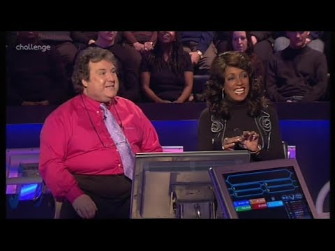 Celebrity WWTBAM UK - 15th, 22nd April, 2006 (1/2)