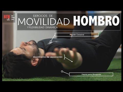 MOVILIDAD Y FLEXIBILIDAD DINÁMICA | HOMBRO