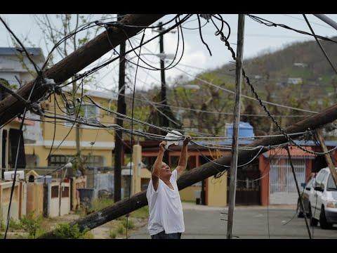 Puerto Rico's power struggles predate Hurricane Maria