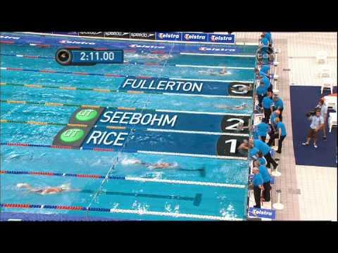2009 Telstra Australian Swimming Championships-Women's 200m Individual Medley