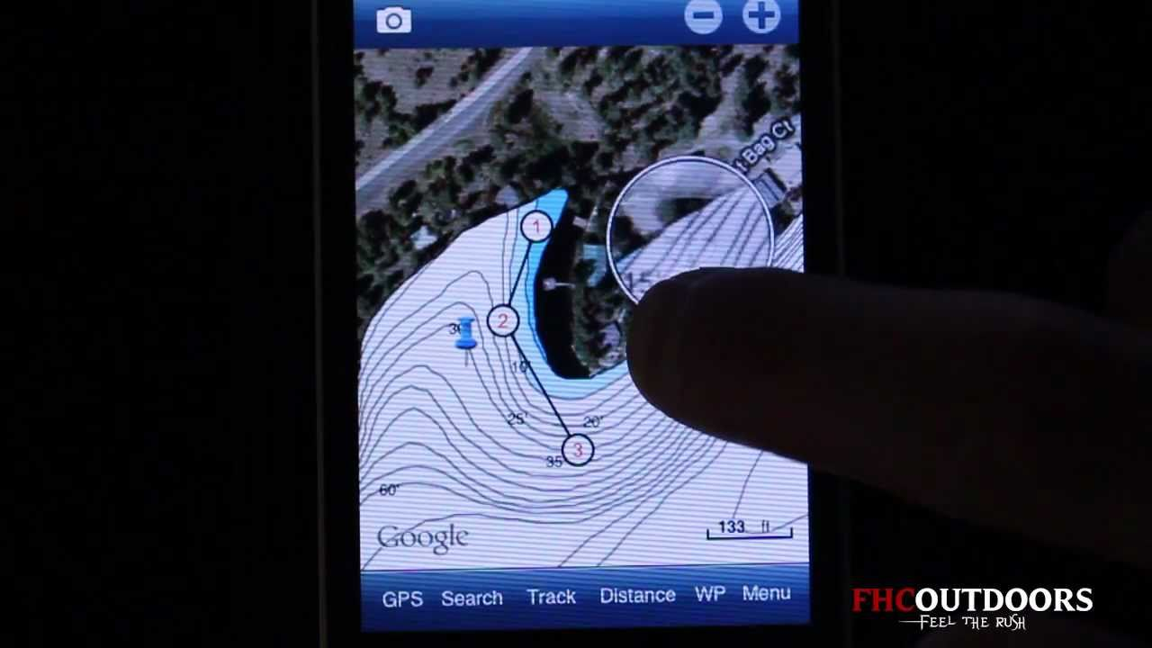Navionics iPhone App Review and Tutorial