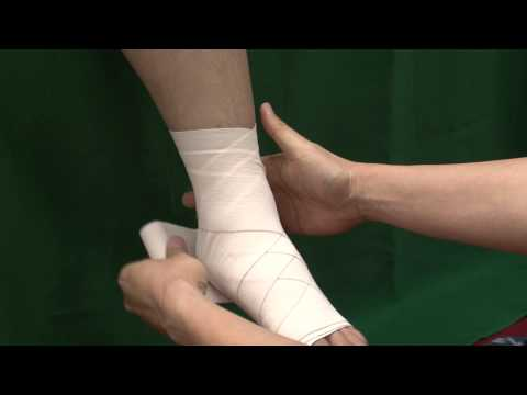 Ankle bandage video lecture CMU