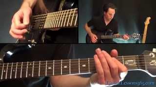 Civil War Guitar Lesson Pt.2 Guns N 39 Roses - Electric Riffs and Verse Solos.mp3