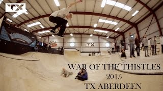 WAR OF THE THISTLES 2015 TX ABERDEEN