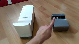 LG PH450UG 450 Lumen vs. HF85JS 1500 Lumen LED gegen Laser Projektor